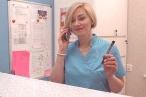 medycyna estetyczna recepcja w HBCmed